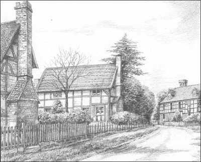 Abbots morton worcestershire