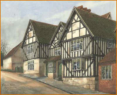 Alvechurch, Ye Olde House, Worcestershire
