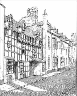 St. Mary's Street, Bridgnorth, Shropshire