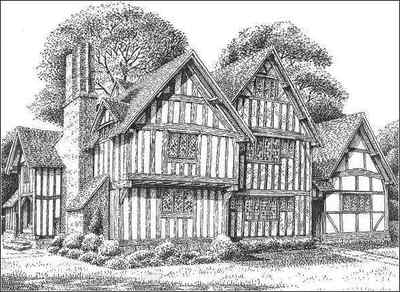 Selly Manor, Bournville, Birmingham