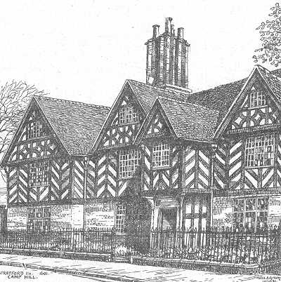 Stratford House, Camp Hill, Birmingham