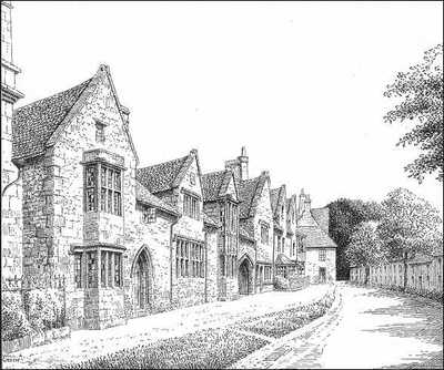 Grevel's House, Chipping Campden, Gloucestershire