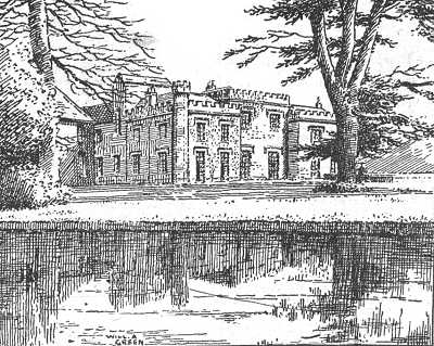 Colwich, Wolseley Hall, Staffordshire
