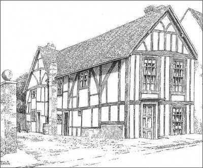 Droitwich, Worcestershire, Friar Street