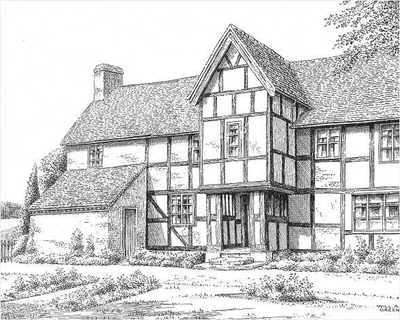 Himbleton, Court Farm, Worcestershire