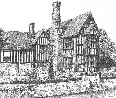 Huddington Court, Worcestershire