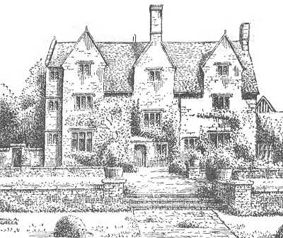 Kings Sutton, Manor House, Northamptonshire