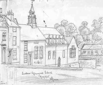 Image Gallery old school drawings buildings