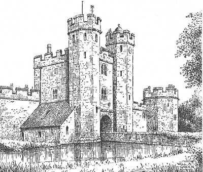 maxstoke castle warwickshire
