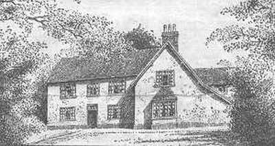 Nuneaton, South Farm, Arbury Hall Park, Birthplace of George Eliot, Warwickshire