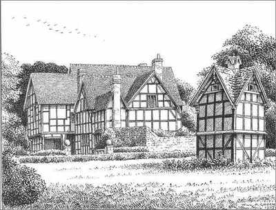 Pembridge, Luntley Court, Herefordshire
