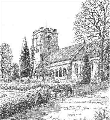 St. Giles Church, Sheldon, Birmingham