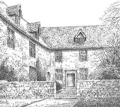 Sulgrave Manor, Oxfordshire