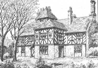 Wednesbury, Oakswell Hall, Staffordshire
