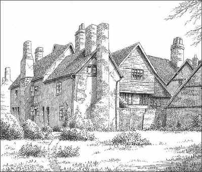 Old Western Town Drawing West bromwich  old hall Old Western Town Drawing