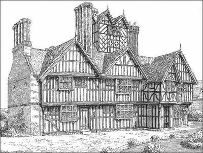 West Bromwich, The Oak House, Staffordshire
